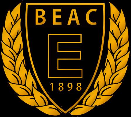 Budapesti Egyetemi Atlétikai Club logója