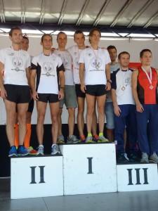 Maraton OB-győztes csapatok 2013