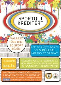 Sportolj kreditért 2014 02