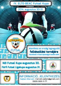 IV_elte_beac_futsal_kupa_plakat_web