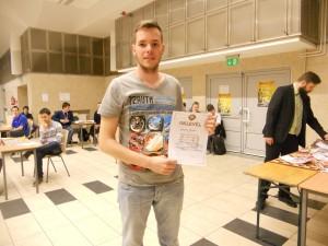 MEFS-bajnokság 2016 043 (A legjobb ELTE-s Grimm Dániel)