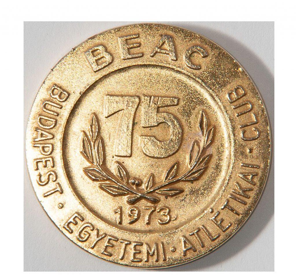 Az 1973-as BEAC-stadion bezárása éppen az egyesület 75. születésnapjára esett