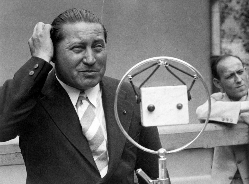 Pluhár István, az első magyar rádiós sportriporter